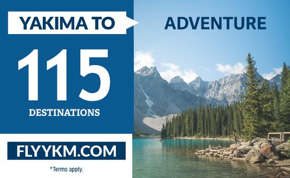 Yakima to Adventure