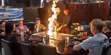Kyoto Sushi & Steak House