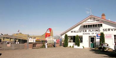 McAllister Air Museum